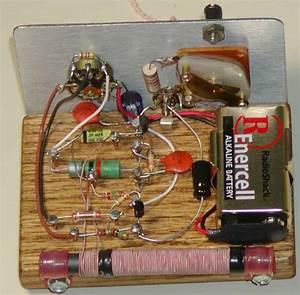 The Radio Builder  Mw The Great One Transistor Radio