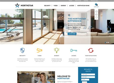Northstar Alarm Releases New Look That Highlights The
