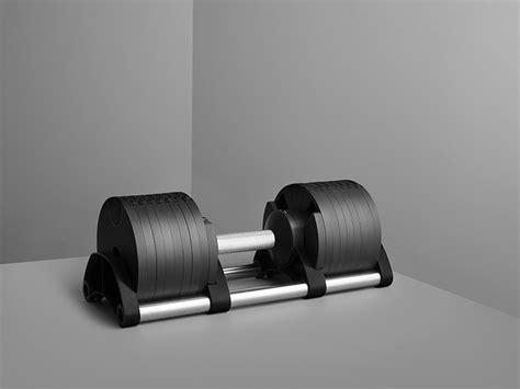 nuobell adjustable dumbbell   lb bolt fitness supply llc