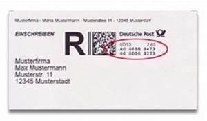 Deutsche Post Lieferzeiten Brief : musterbrief einschreiben mit r ckschein ~ Watch28wear.com Haus und Dekorationen