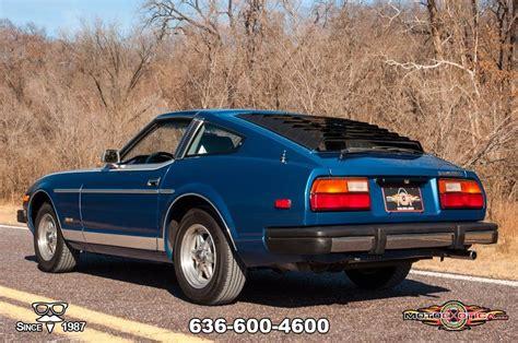 1981 Datsun 280zx Parts by 1981 Datsun 280zx For Sale 2073125 Hemmings Motor News