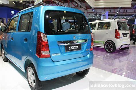 Suzuki Karimun Wagon R Picture by Suzuki Karimun Wagon R At Iims 2013 16