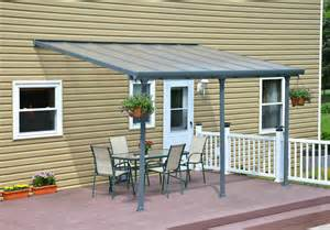 palram feria 10x14 patio cover gray free shipping