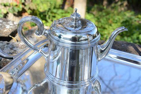 Nuestros expertos están a su disposición. Vintage Tiffany and Co Sterling Silver 6 Piece Coffee and ...