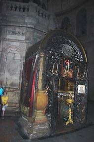 Coptic Chapel Church of the Holy Sepulchre
