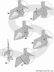 Kade Chan Origami Blog  U9999 U6e2f U647a U7d19 U5de5 U4f5c U5ba4   U65e5 U8a8c   Fiery Dragon