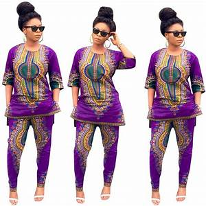 African Clothing Traditional African Women Clothing ...