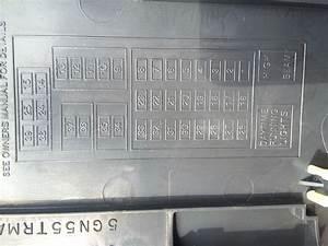 2008 Jeep Liberty Fuse Box