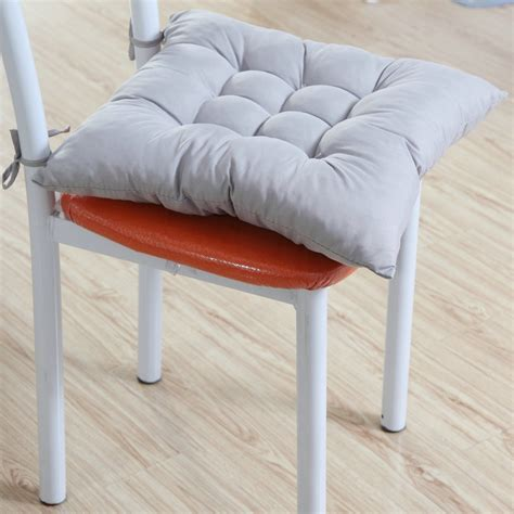 garden dining room soft seat pad chair cushions pads tie