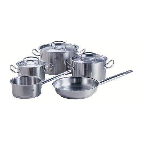 Fissler Profi Collection Pfanne by Fissler Topf Set Original Profi Collection 5 Teilig Mit