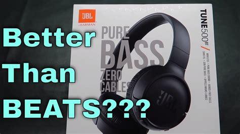 JBL Tune 500 BT Wireless Headphones: REVIEW - YouTube