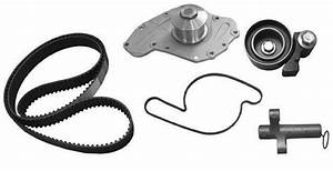 Nitro Pacifica 3 5l 4 0l Tb295lk3 Engine Timing Belt Kit With Water Pump