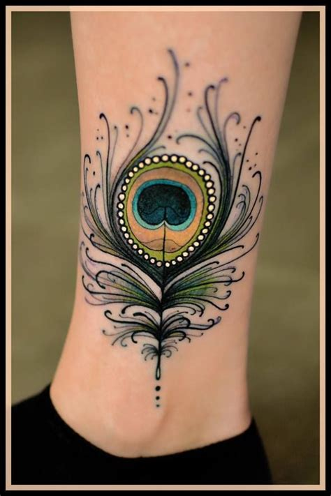 ideas  small peacock tattoo  pinterest