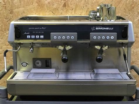 (the vending machines sale prices on this site do not include. Secondhand Catering Equipment | 2 Group Espresso Machines | Nuova Simonelli Aurelia - 2 Group ...