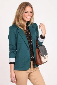 1000+ images about Outfits - Smart Casual on Pinterest | Smart casual Blazers and Teal outfits