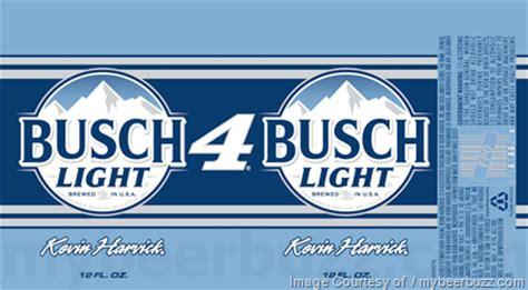 busch light new can busch busch light kevin harvick nascar cans mybeerbuzz