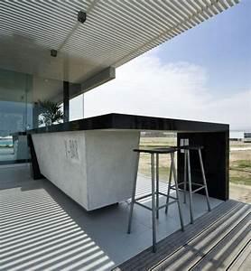 Bar Exterieur Design : maisons contemporaines la casa v au p rou ~ Melissatoandfro.com Idées de Décoration