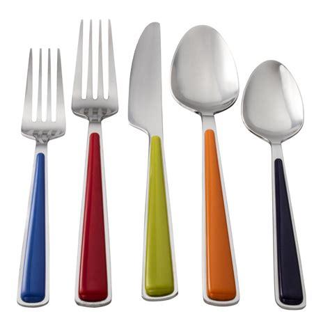 flatware sets steel spoon elegance dining table homesfeed bringing fork plus