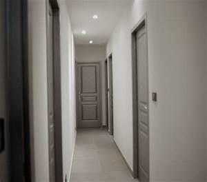 peindre un couloir refaire la cage d39escalier With attractive couleur peinture couloir sombre 0 couleur de peinture pour couloir sombre deco maison moderne