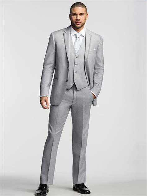 light grey suit light grey suit white shirt dress yy