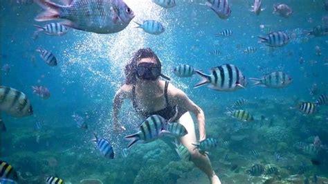 turis asing sebut belitung indah  surga  objek