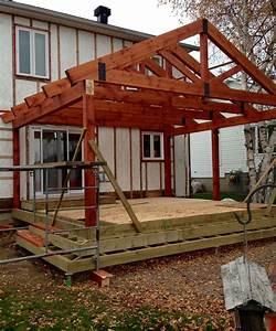 Ralisations Qubec Construction T Rex