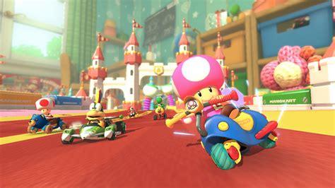 Mario Kart Gamespot