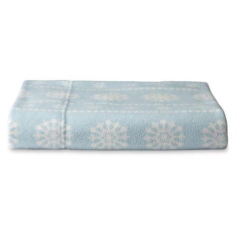 cannon cannon fleece sheet home bed bath