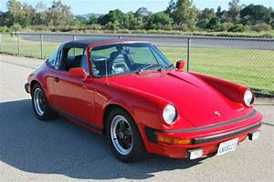 Porsche 911 Targa 1980 : 1980 porsche 911 targa for sale buy classic volks ~ Maxctalentgroup.com Avis de Voitures