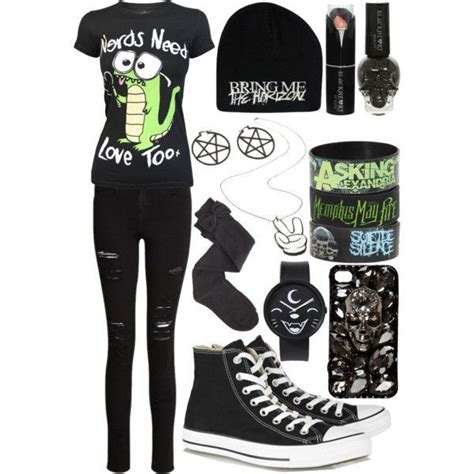 Image result for cute outfits for emo girls | Cute Outfits for Emo/Hipsters/Casual persons ...