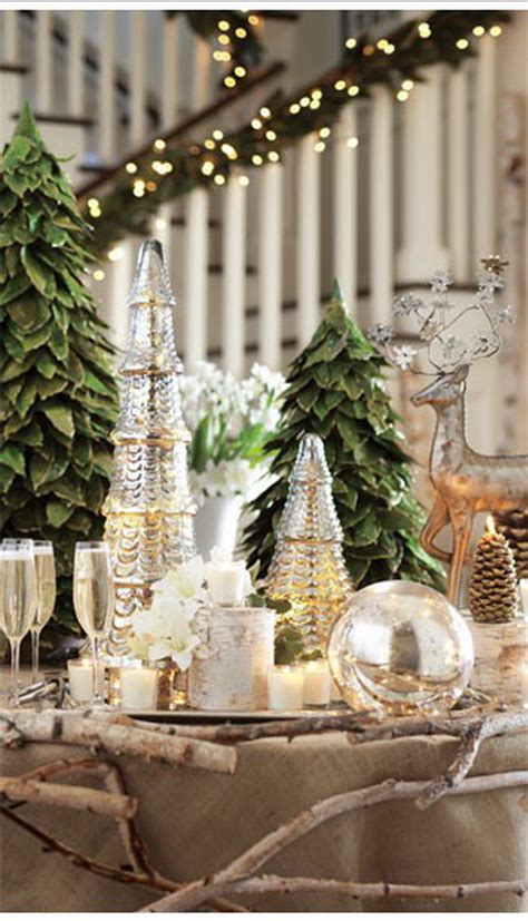 glamorous  affordable mercury glass decor  special