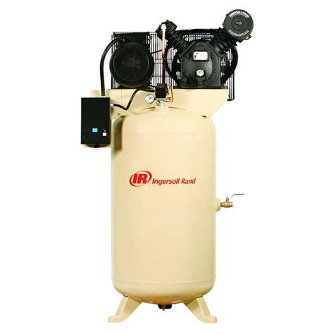 80 gallon water heater ingersoll rand type 30 reciprocating 80 gal 7 5 hp