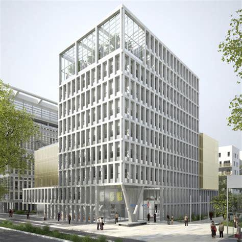 matmut rouen siege chenois architectes rouen bureaux logements