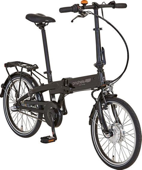 e bike faltrad prophete e bike faltrad vorderradmotor 36v 250w 20 zoll
