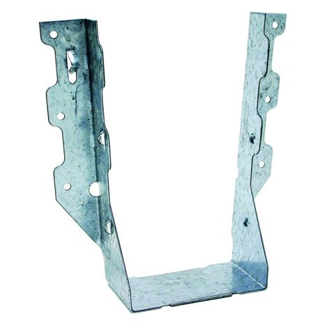 simpson strong tie 4 in x 8 in double shear face mount