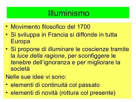 illuminismo in francia l illuminismo