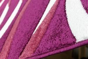 Teppich Läufer Lila : teppich l ufer 80 x 150 cm lila h c m bel ~ Markanthonyermac.com Haus und Dekorationen