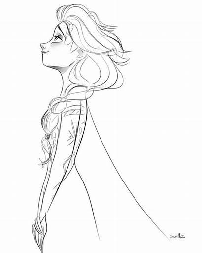 Frozen Disney Elsa Fan Katharina Bayer