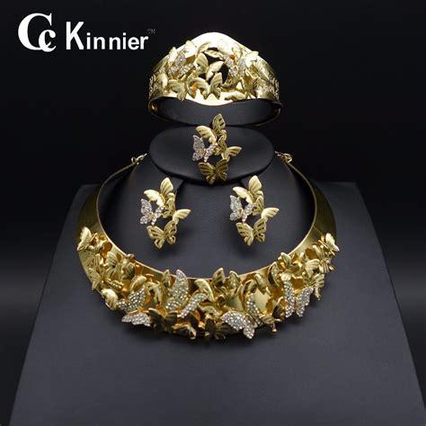 white gold wedding ring sets in nigeria fashion jewelry set bridal nigeria dubai gold color