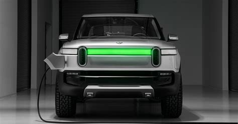 Electric Truck by Rivian R1t Electric Truck Will Feature Vehicle To