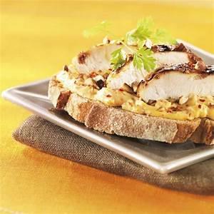 Recette Dietetique Cyril Lignac : recette tartine amandine de cyril lignac cuisine ~ Melissatoandfro.com Idées de Décoration