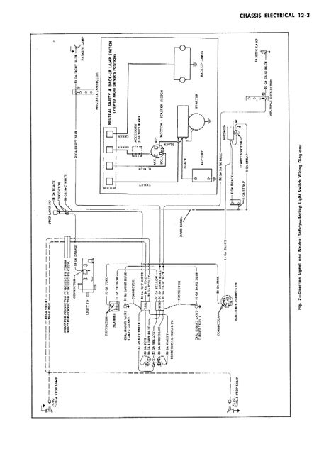 1956 Chevy Truck Wiring Diagram by 56 Bel Air Wiring Diagram Wiring Diagram And Fuse Box