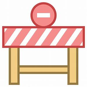 Road Closure Icon Free Download at Icons8