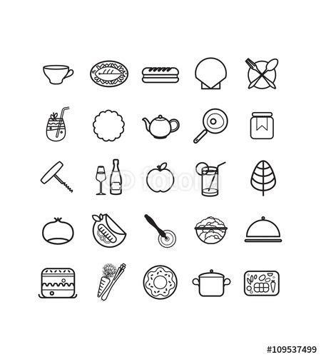 pictogramme cuisine 8 best science icons images on science icons vector and free vector images