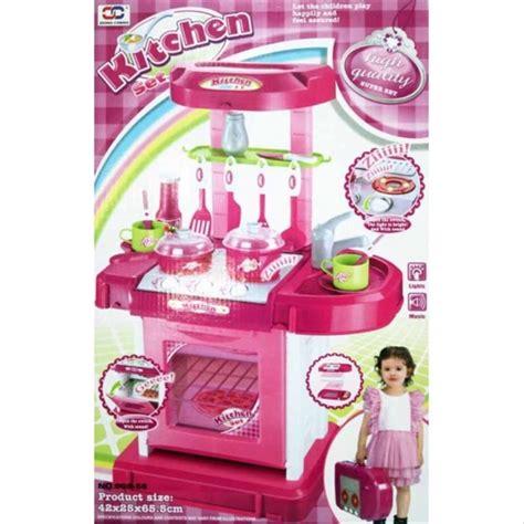 jual terbaru mainan edukatif edukasi anak kitchen set