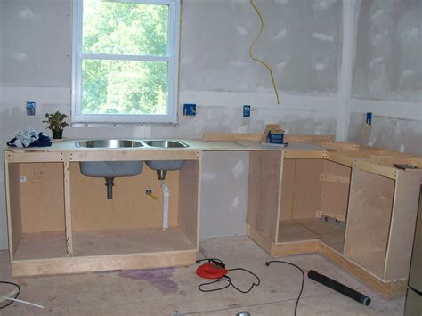 how to build a cabinet box building kitchen cabinets from scratch