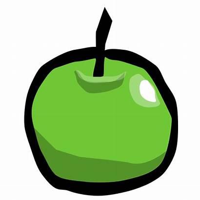 Apple Clip Clipart Openclipart Apples Sticker Onlinelabels