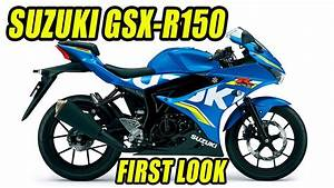 2019 Suzuki Gsx-r150 First Look  U2013 Aimexpo