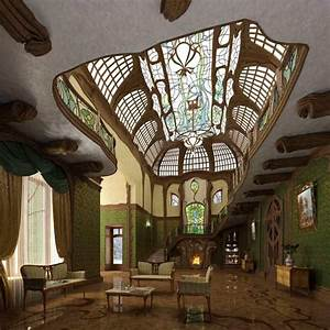 Art Deco Haus : jugendstil art nouveau in 2019 jugendstil architektur ~ Watch28wear.com Haus und Dekorationen