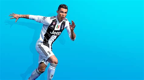 Fifa18 Ronaldo Wallpapers For Laptop by Countdown To Launch Fifa 19 Playstation